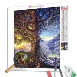 Diamond Painting – Baum des Lebens