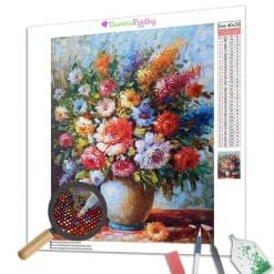 Diamond Painting – Farbexplosion