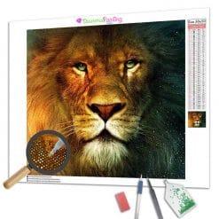 Diamond Painting – Der König der Löwen