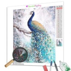 Diamond Painting – Pfau