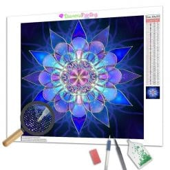 Diamond Painting – Mandala