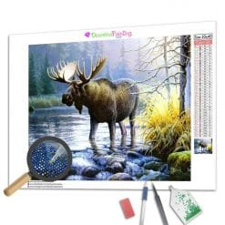 Diamond Painting – Rocky Mountain