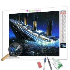 Diamond Painting – Titanic