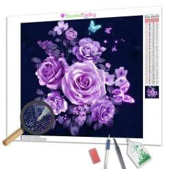 Diamond Painting – Violette Rosen