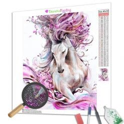 Diamond Painting – Fantasy Pferd